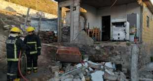 Explosión en vivienda de La Raza, en Pachuca, deja una lesionada
