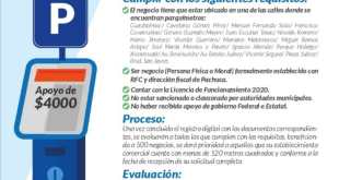Así podrán acceder negocios de Pachuca a recursos de parquímetros