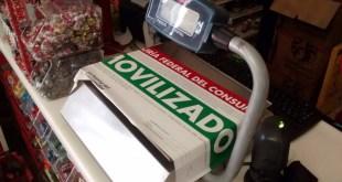 Profeco calibración de básculas Mercados Pachuca