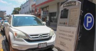 Reanudan este lunes cobro de parquímetros en Pachuca