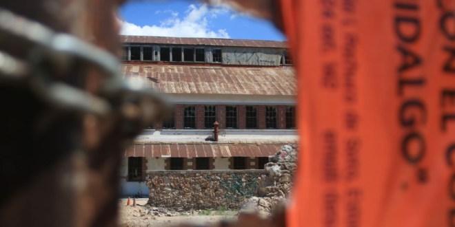 Piden firmas para decreto que proteja a La Maestranza, en Pachuca