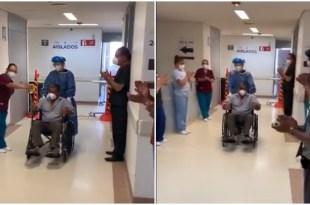 Dan de alta a 5 pacientes con Covid-19 en Hospital ISSSTE Pachuca