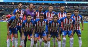 Revelan 3 casos positivos por Covid-19 en Chivas