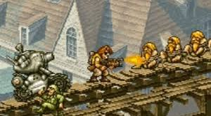 Metal Slug regresa para consolas y dispositivos móviles