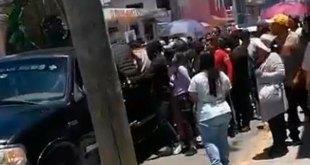 'El Covid no existe' Veracruz