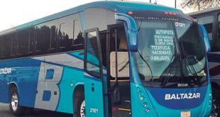 autobús Tizayuca asaltado México-Pachuca