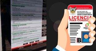 Extienden horarios para tramitar licencias de conducir en Hidalgo