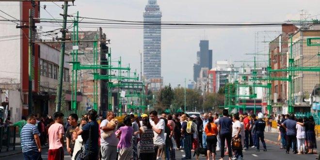 Deja sismo sin luz a 2.6 millones de usuarios