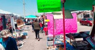 Capacitará SSH tianguistas La Reforma evitar cierres