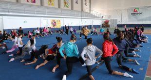 Así será regreso actividades deportivas Hidalgo
