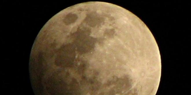 No te pierdas el eclipse penumbral lunar este fin de semana