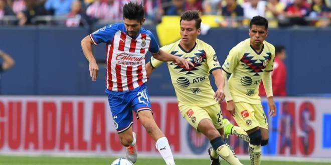 Quiere América ganar el clásico ante Chivas este día