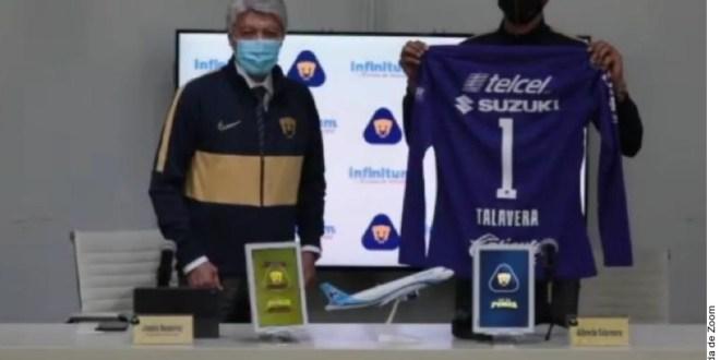 Alfredo Talavera dejar huella