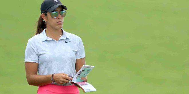 Ansía María Fassi el regreso a la actividad en la LPGA