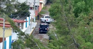 Detienen a tres por portación de arma en Pachuca