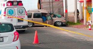 muerto accidente Pachuca Sahagún