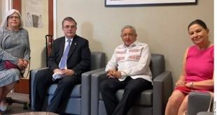 Visita a Estados Unidos fue corta, pero muy intensa: López Obrador