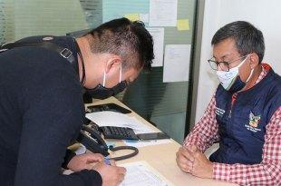 2 mil solicitantes entregado seguro de desempleo mil Eguiluz