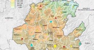 Municipios Hidalgo atlas riesgos