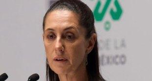 Claudia Sheinbaum niega Cdmx semáforo verde