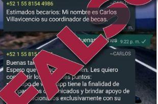 fraudes beneficiarios becas Tenango