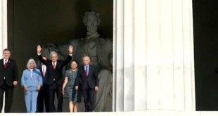 cenar Trump López Obrador Washington