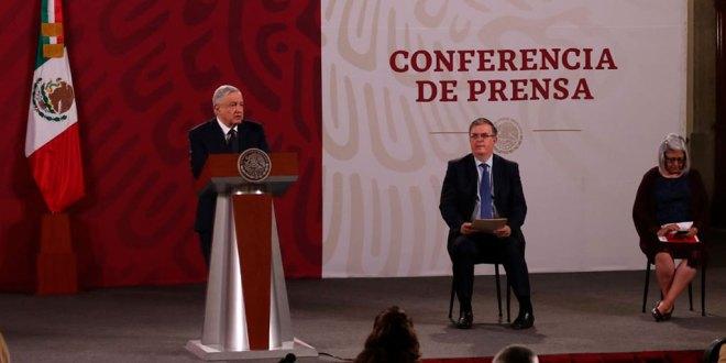 Representé pueblo decoro dignidad Obrador