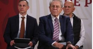 Exige bancada PRD renuncia Alcocer y López-Gatell
