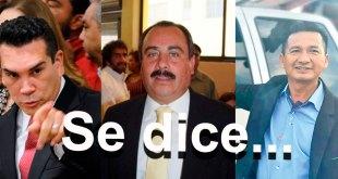 Se dice... qué Alito, Vicente Charrez y Cesar Ismael Soto
