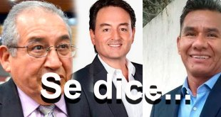 Se dice... Ricardo Baptista, Francisco Xavier y Pascual Charrez