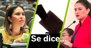 Se dice... que Simey Olvera, Liliana Verde y las elecciones