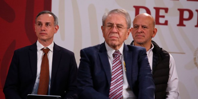 Exigen renuncia Alcocer López-Gatell
