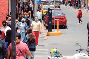 ¿Qué debe pasar para que Hidalgo pase a semáforo amarillo?