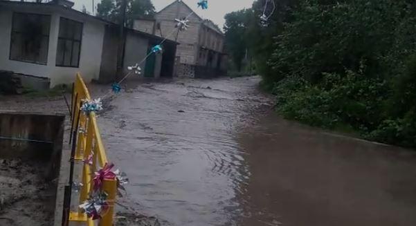Tromba inundaciones daños materiales Tepeji del Río