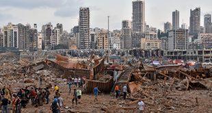 Líbao beirut explosion