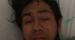 Buscan a familiares de hombre internado en Hospital de Tulancingo