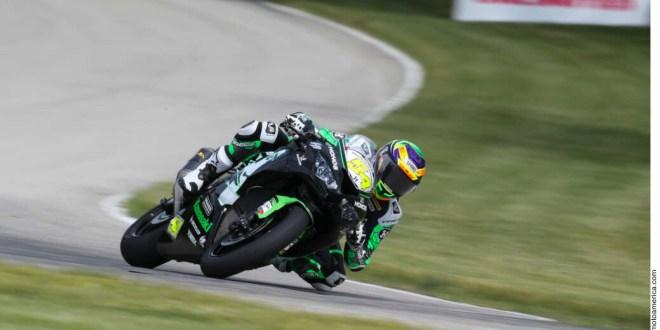 Regresa Richie Escalante a la victoria en MotoAmerica