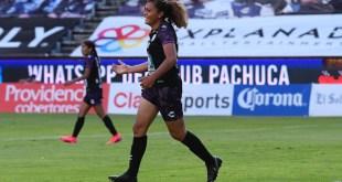 Contentos con retorno de Berenice Muñoz a la Liga MX