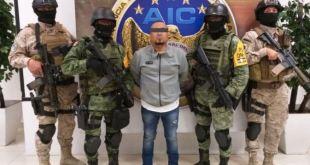 Detienen El Marro líder cártel Santa Rosa de Lima