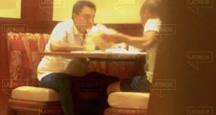 Declaran Pío López Obrador y David León ante Fepade por video