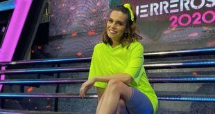Vive Tania Rincón embarazo atípico ante pandemia