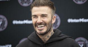 Realizará David Beckham su documental
