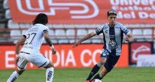 Pachuca primera victoria Querétaro