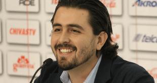 Ve Amaury Vergara similitudes de las Chivas con el Barcelona