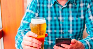 Tu celular podrá detectar si estás ebrio