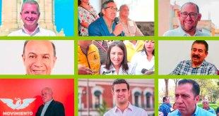 Estas son las planillas que buscan candidaturas en Pachuca