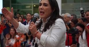 PRI listo elecciones Hidalgo Erika Rodríguez