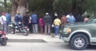 Retienen a ladrón en Chilcuautla