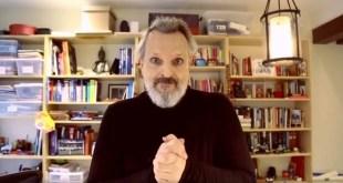 No somos conspiranoicos: Miguel Bosé cambia opinión de Covid