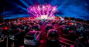 Tendrá Edomex conciertos desde automóviles